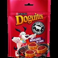 DOGUITOS CORTES MEDALHOES 10X65G