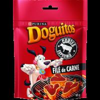 DOGUITOS CORTES FILE DE CARNE 10X65G