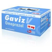 Gaviz V 10mg - Display 50 comprimidos