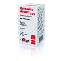 KETAMINA AGENER 10% 10 ML
