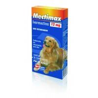 Mectimax 12 mg com 30 comprimidos