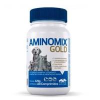 Aminomix gold 120 comprimidos palataveis
