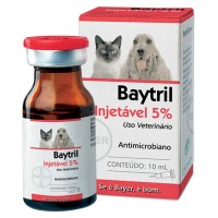 Baytril® Injetável 5%