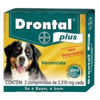 Drontal® Plus Maxi 2 Comprimidos