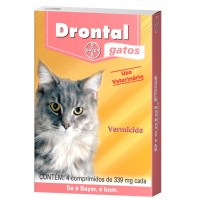 Drontal® Gatos