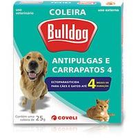 Bulldog Coleira Antipulgas e Carrapatos 4