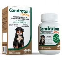 Condroton 1000mg 60 Comprimidos