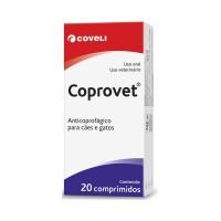 Coprovet c/ 20 comprimidos