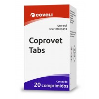 COPROVET TABS C/20