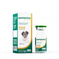 Quetamina injetavel 10ml