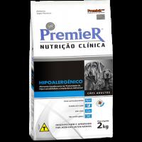 PremieR Nutrição Clínica Hipoalergênico Cães