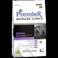 PremieR Nutrição Clínica Renal Cães