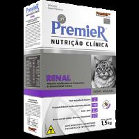 PremieR Nutrição Clínica Renal Gatos 1,5kg